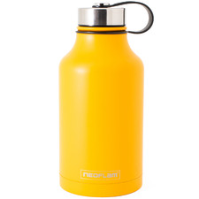 Yellow All Day 1.9L Stainless Steel Bottle
