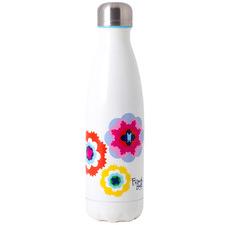 French Bull Floral 500ml Stainless Steel Bottle