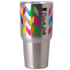 French Bull Ziggy 810ml Stainless Steel Travel Mug