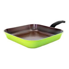 Summer Reverse Aluminium Induction Grill Pan