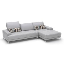 Warwick Leather Chaise Suite
