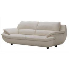 Palais 3 Seater Leather Sofa