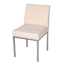 Aqua Dining Chair in Nougat