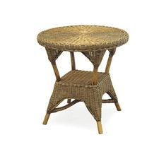 Bermuda Round Open Side Table
