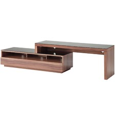 Extendable Modern Entertainment Unit