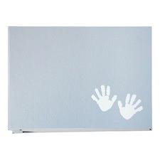 Boxed Baby Hand Photograph Album