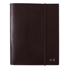 A6 Brown Leather Journal