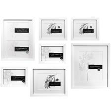 7 Piece Toko Slim Box Wall of Frames Set