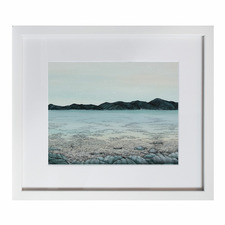 Kapiti Framed Printed Wall Art by Elliot Mason