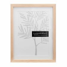 "12 x 8"" Wooden Slim Box Frame"