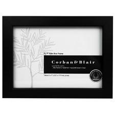 "Corban & Blair 5 x 7"" Slim Box Photo Frame"