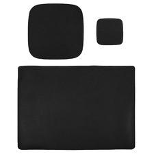 3 Piece Artisan Cowhide Leather Starter Set