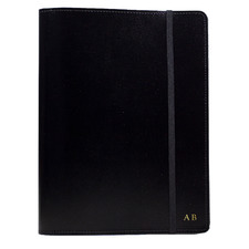 A5 Personalised Recycled Leather Journal