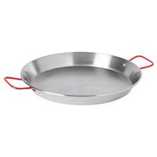 Universal 46cm Carbon Steel Paella Pan