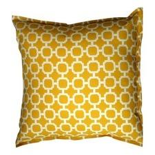 Banana Hollywood Accent Pillow