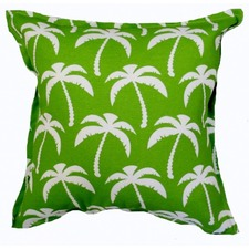 Palm Trees Outdoor/Indoor Cushion