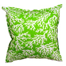Coral Outdoor/Indoor Cushion