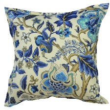 Imperial Azure Indoor/Outdoor Cushion
