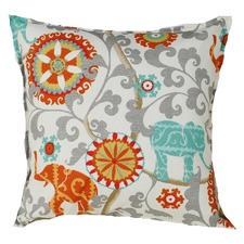 Elephant Grey Indoor/Outdoor Cushion