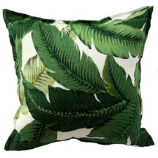 Oasis Palm Accent Cushion