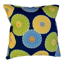 Japanese Floral Indoor Outdoor Cushion
