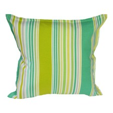 Lawn Stripe Indoor Outdoor Cushion