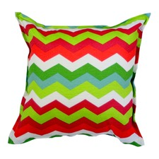 Santa Fe Chevron Indoor Outdoor Cushion