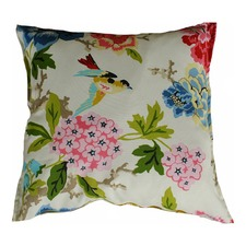Oriental Garden Indoor Outdoor Cushion