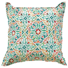 Gemstone Mosaic Outdoor Cushion