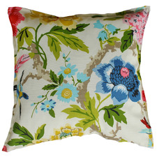 Oriental Garden Outdoor Cushion