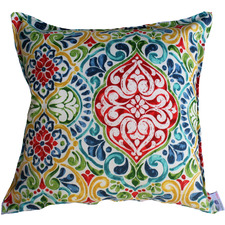 Multi-Coloured Isle of Capri Outdoor Cushion