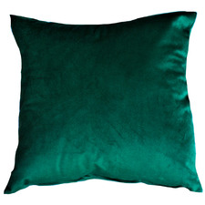 Emerald Forest Velvet Cushion