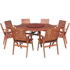 8 Seater Idaho Octagonal Dining Set