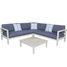 Loft 5 Seater Outdoor Corner Sofa Lounge Set