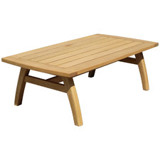 Napa Wooden Outdoor Coffee Table