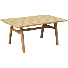 Napa Wooden Outdoor Dining Table