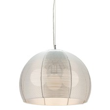 Arden 3 Light Pendant in Silver