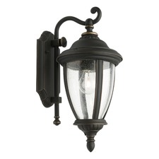 Oxford 1 Light Exterior Wall Lantern
