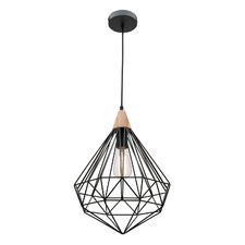 Geo Raglan Pendant Light