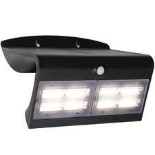 Solar 6.8W LED Wall Light