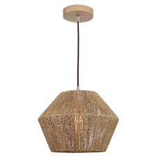 Natural Cassie Pendant Light