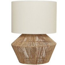 Natural Cassie Table Lamp