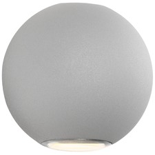 Genoa Spherical Exterior Wall Light
