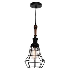 Industrial Lathe Pendant Light