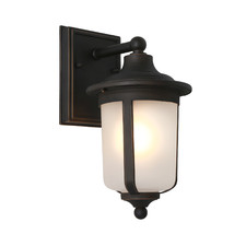 Devon 1 Light Exterior Wall Light