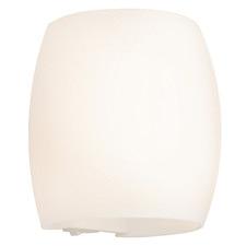 Taryn 1 Light Glass Wall Light