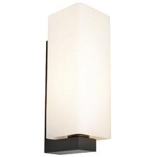 Nesrin 1 Light Glass Wall Light