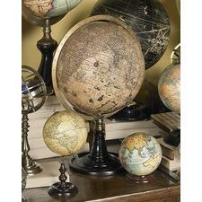 Old World Globe Stand