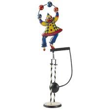 Museum Clown Sky Hook