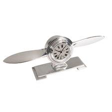 Propeller Mantle Clock